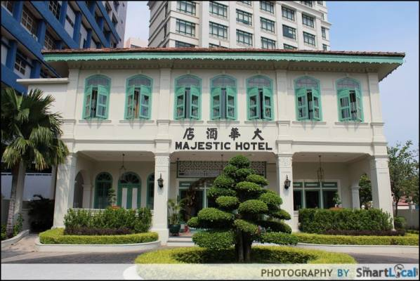 The Majestic Hotel, Malacca Review