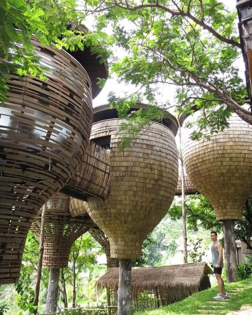 Keemala Resort pods
