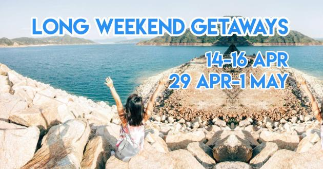 long weekend getaways expedia