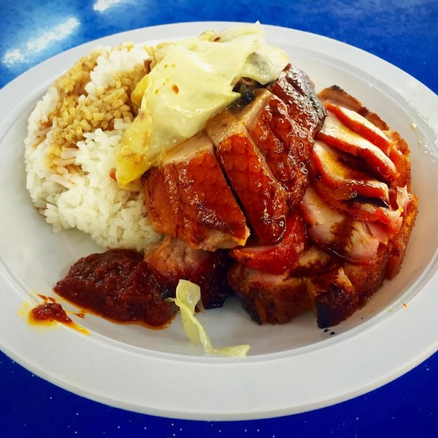 Chan Kwong Kee Roast Duck Rice Loyang