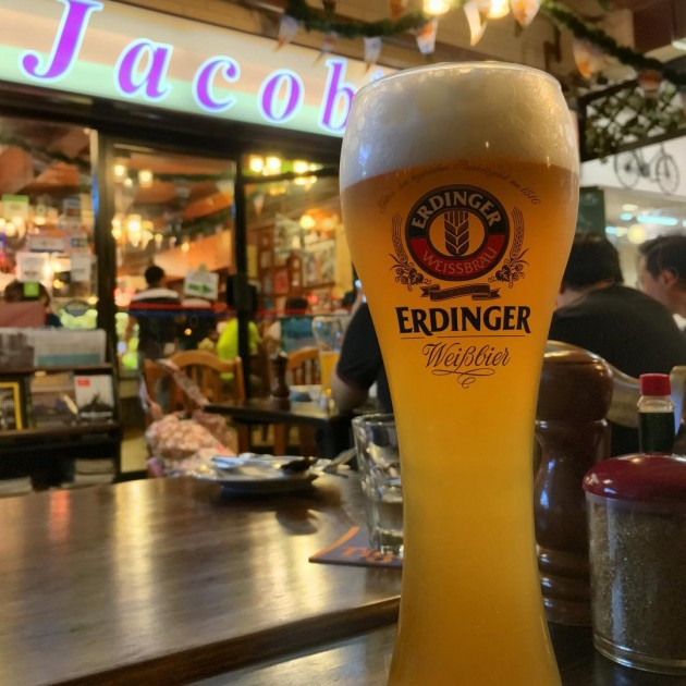 Jacob Cafe Beer Changi Village