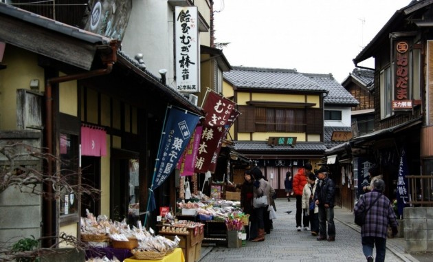 candy alley in kawagoe