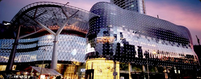 5 malls to visit when in Singapore!