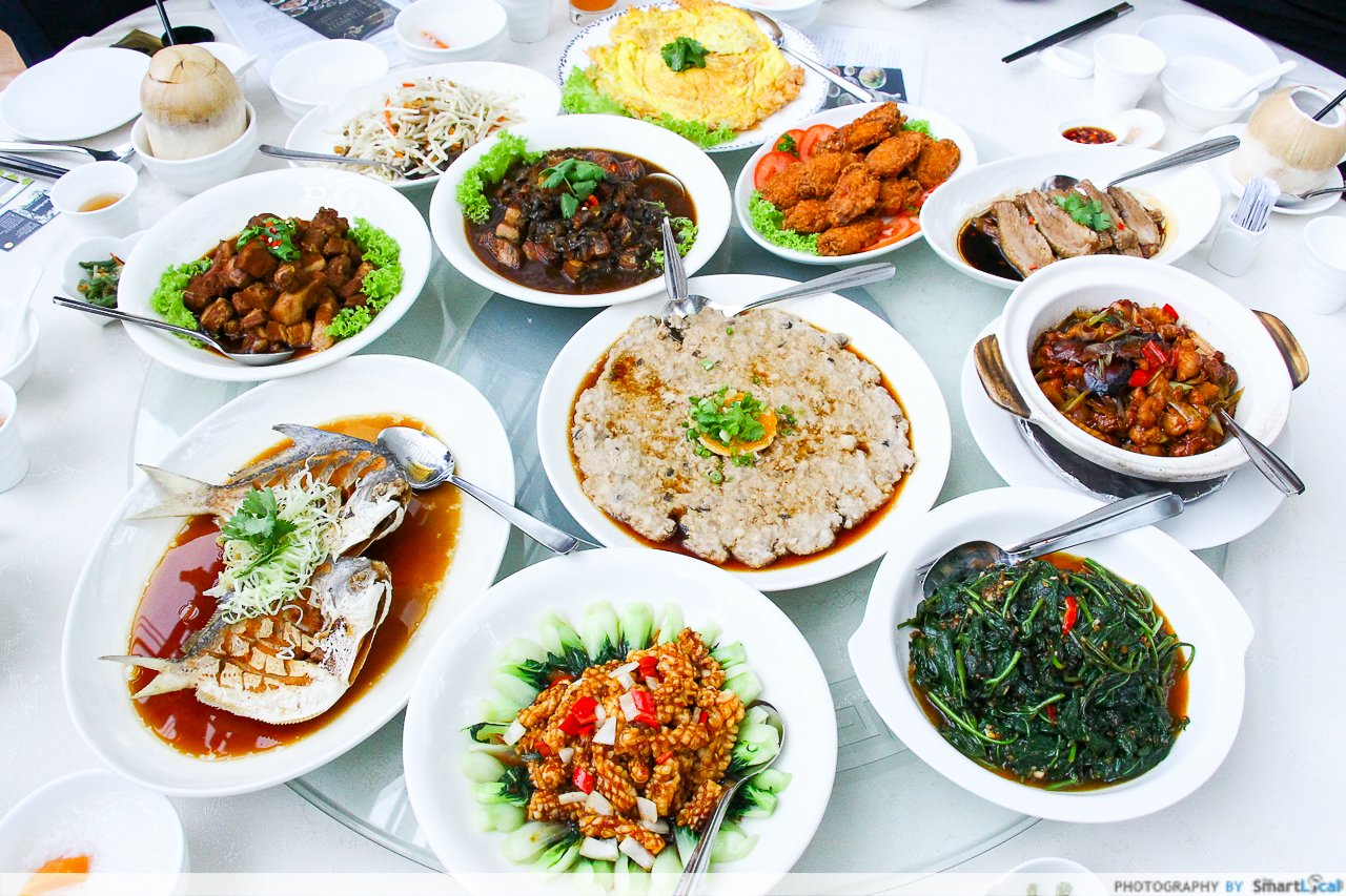 Jin Shan Lou's Supper Feast: Heavenly Taiwanese Food Till 2.30am Daily