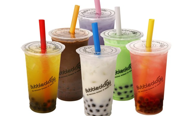 southeast asia and bubble tea franchise