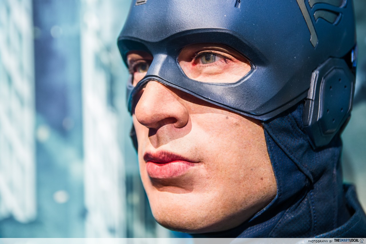 Marvel - Captain America Close-up