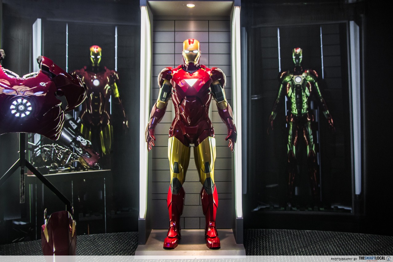 Marvel - Iron Man Fullbody
