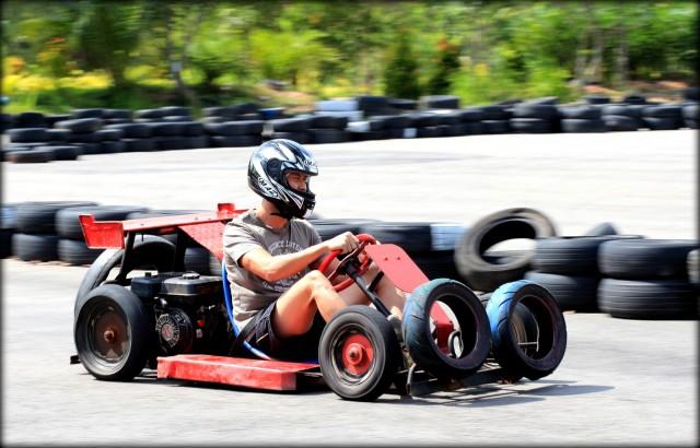 Batam, Indonesia - Weekend sports getaway