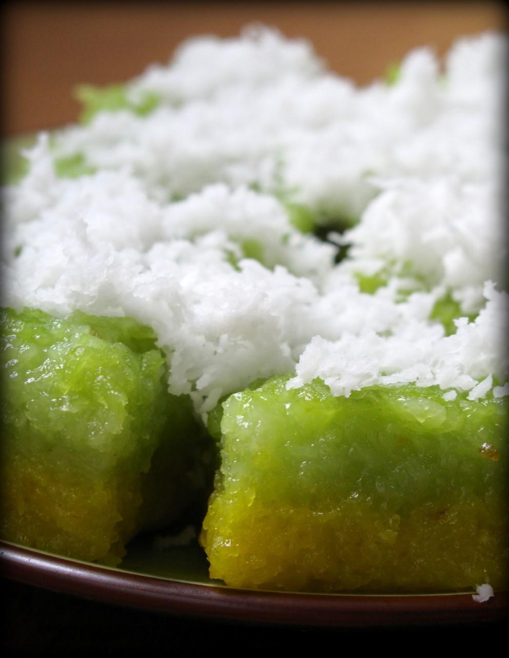 Tapioca Cake Recipe Steamed Version Thesmartlocal