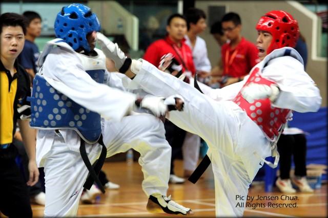 Singapore 40th National Kyorugi Taekwondo Championships (Ambassador Cup)