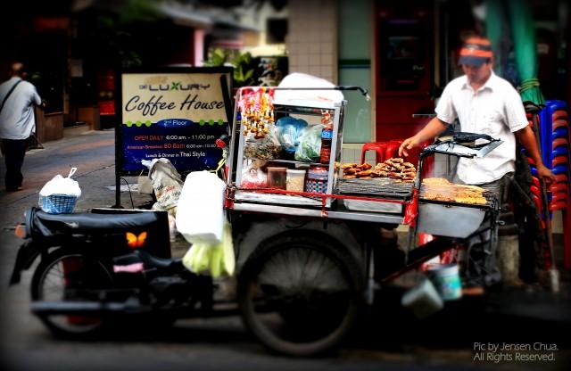 Bangkok cuisine blog