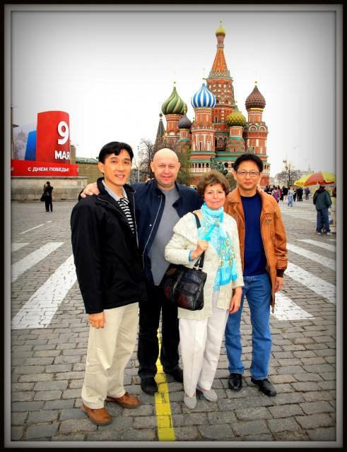 Russia travel blog