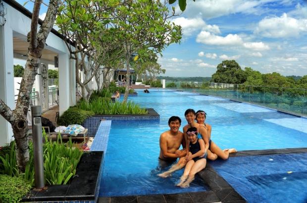Village Hotel Changi Staycation