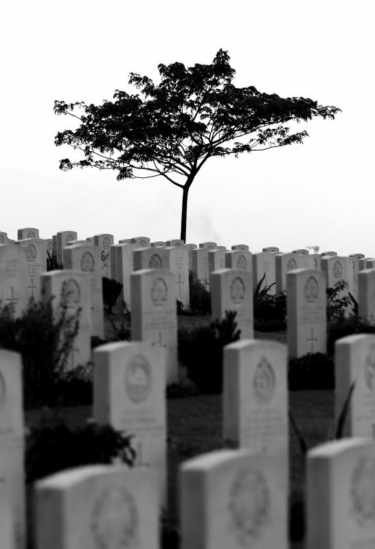 Kranji War Memorial Blog