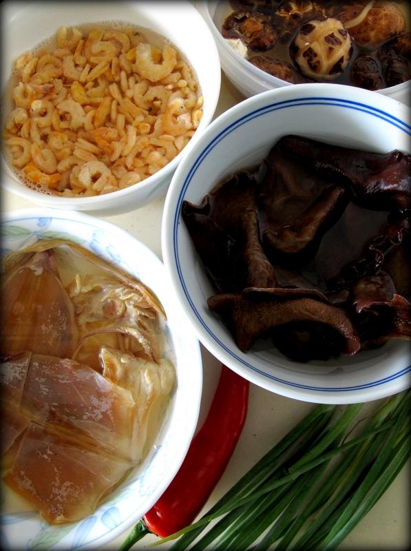 Suan Pan Zi (Hakka abacus seeds) Recipe ....Traditional Hakka feast :)