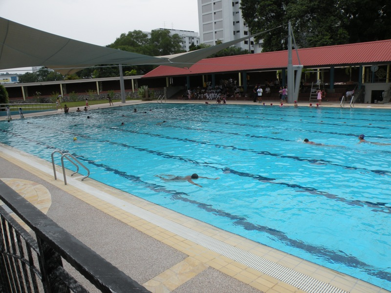 Cc 39 S And Swimming Complexes Thesmartlocal