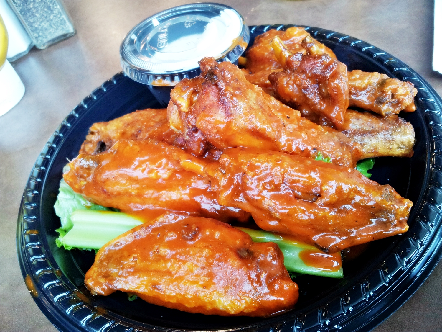 Barbecue Wings / Buffalo Wings