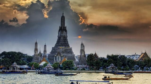 Top 5 Bangkok Attractions