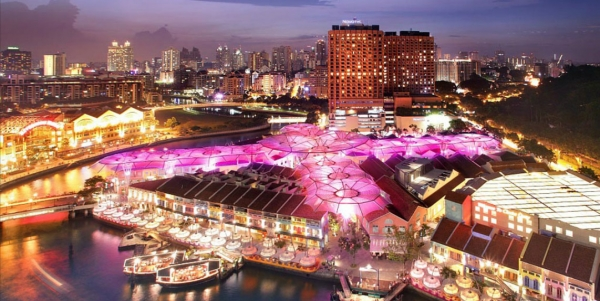Best Nightlife in Singapore