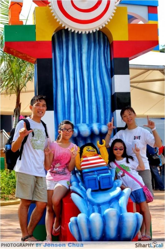 Legoland Water Park, Malaysia Opens! - A Gorgeous Photo Journal