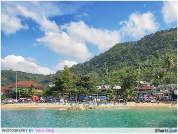Phuket & Langkawi stopover with Costa Victoria