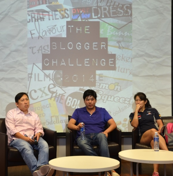 "Guest Judging at Republic Polytechnic's ""The Blogger Challenge"""