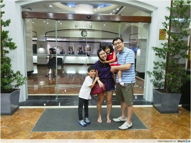 Orchard Parade Hotel - Gigantic Family Staycation Rooms