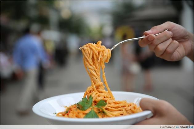 Ricciotti's 10 Year Anniversary Menu - Affordable Italian Goodness