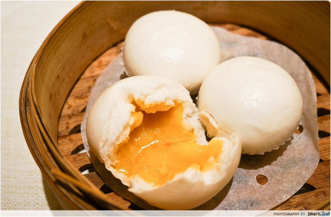 12 Best Liu Sha Baos in Singapore History - Feel molten ...