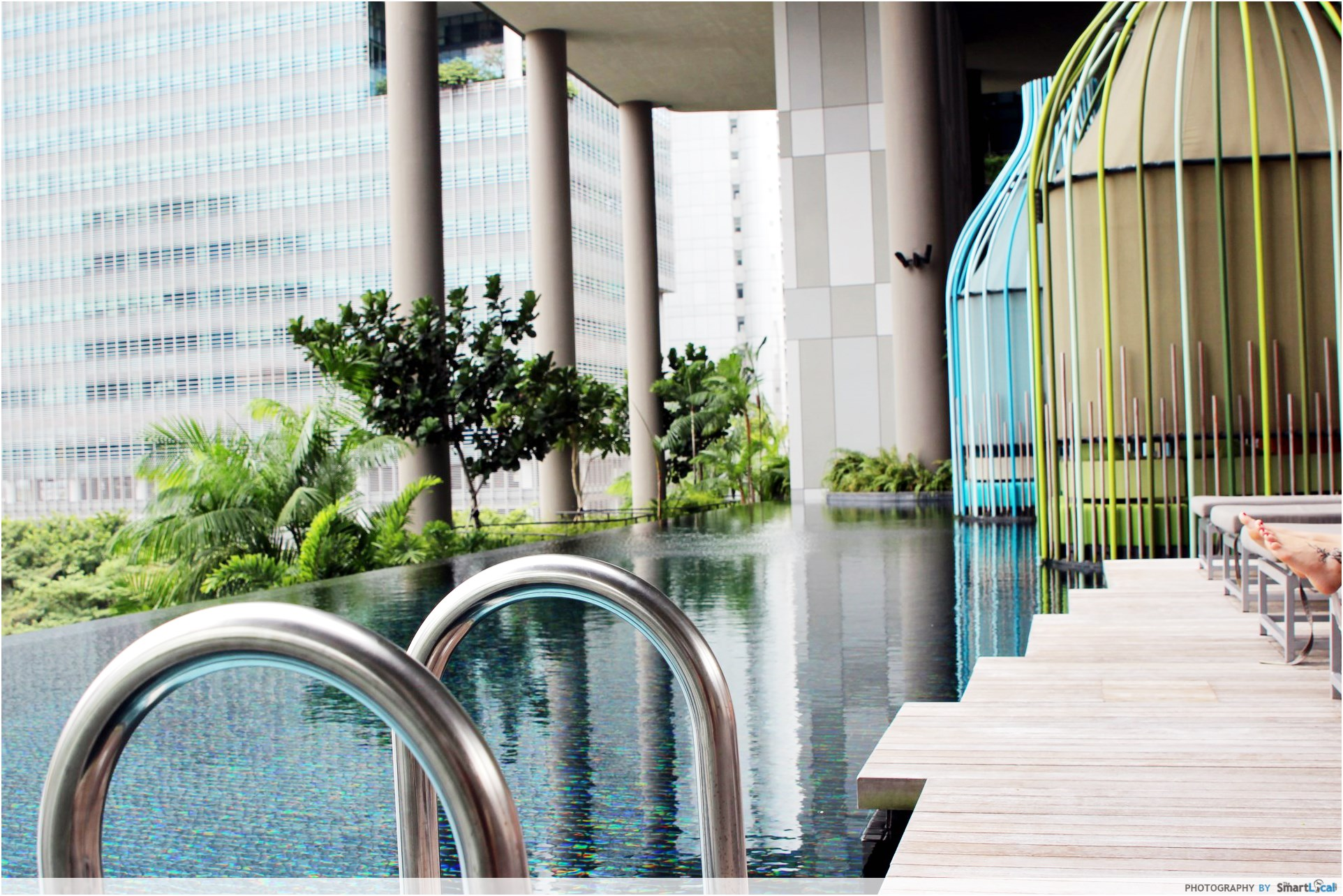 Parkroyal On Pickering A Staycation In Singapore S Only