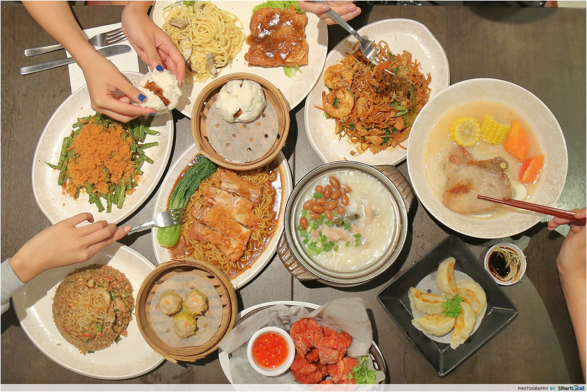 9 things you never knew about xin wang cafe thesmartlocal for Cuisine x hong kong