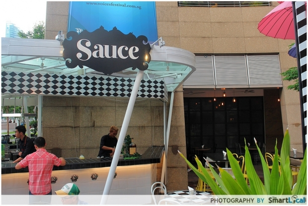 Sauce Bar - The Best meatballs in Singapore?