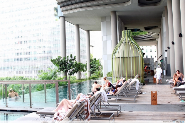 PARKROYAL on Pickering - A Staycation In Singapore's Only 'Hotel In A Garden'