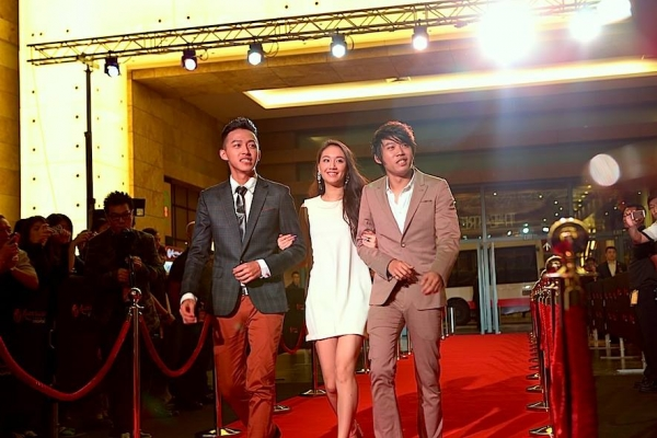 Gala Premiere of Jack Neo's Lion Men at Resorts World Theatre