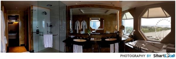 Ritz-Carlton Singapore Staycation Blog