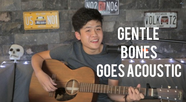 Best Of Local Music - Gentle Bones - Elusive (Acoustic) - TSL Acoustic Sessions