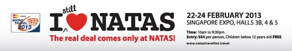 NATAS Fair 2013 Singapore Guide and Best Offers