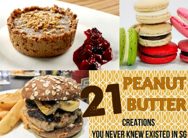 21 Peanut Butter Dishes To Eat In Singapore