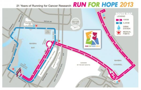 Run for Hope, 17th Nov 2013 - Final Call!