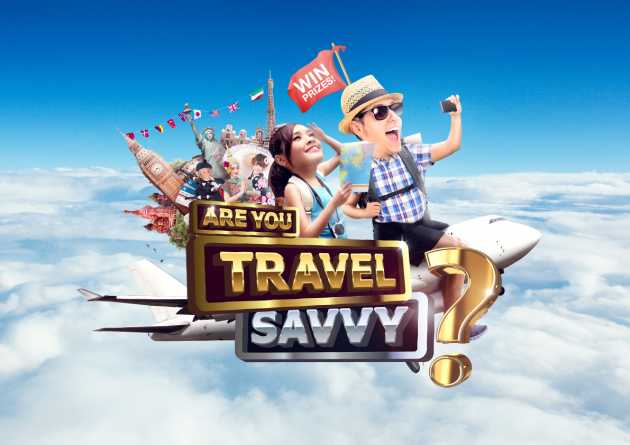 UOB Launches 'Are You Travel Savvy' Game - Participate and Meet Our TSL team at the event this Friday!