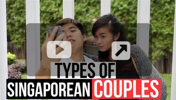 Types Of Singaporean Couples
