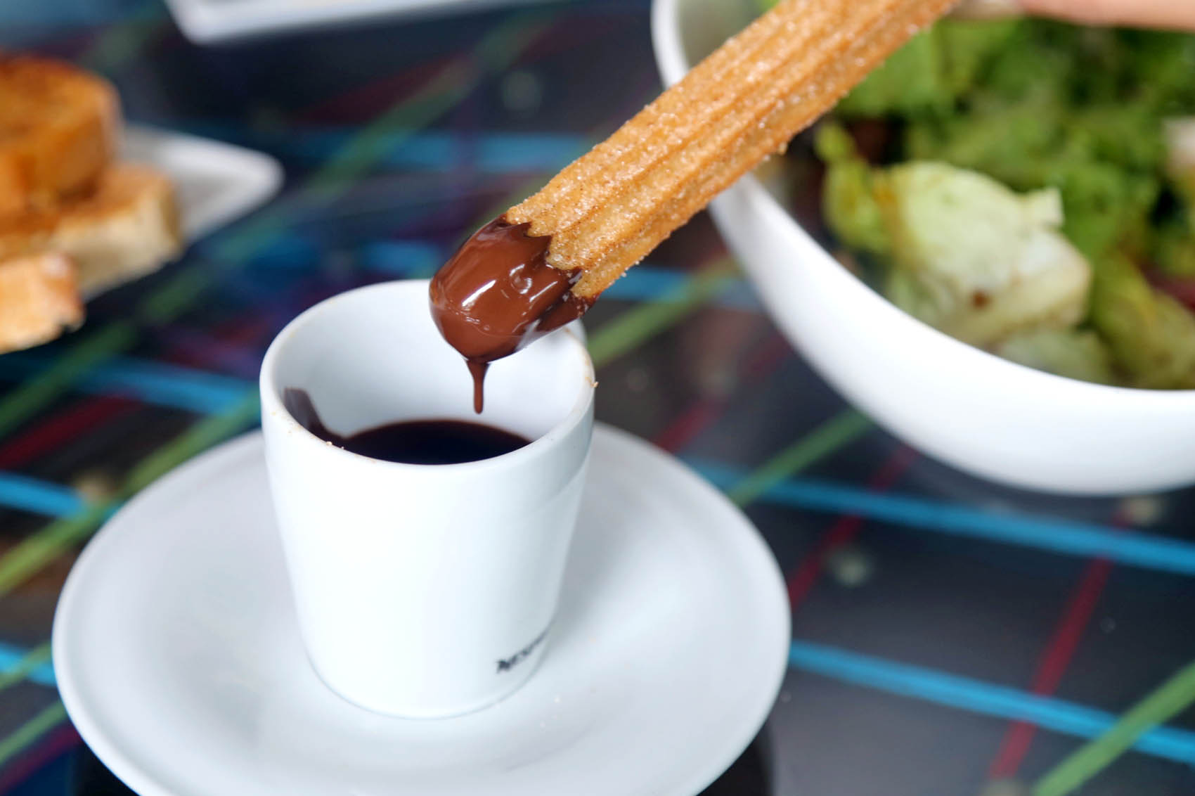 The 8 Best Churros In Singapore Long Brown Sticky