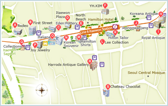 Howto Guide to Shopping In Seoul Korea 7 Must Visit Shopping