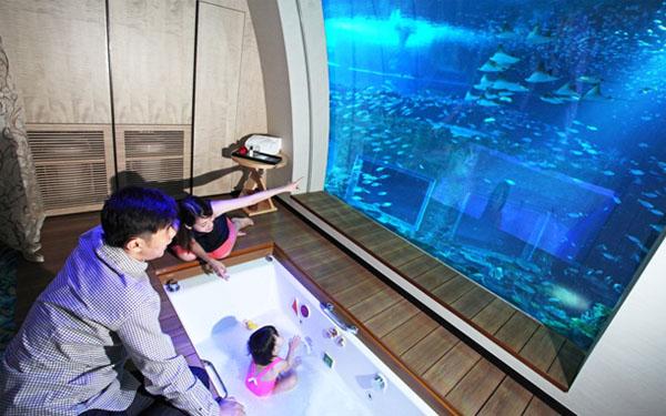 Resort World Sentosa Aquarium Hotel