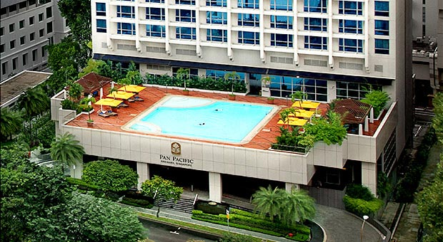 10 hotel swimming pools in singapore you won 39 t believe - Pan pacific orchard swimming pool ...