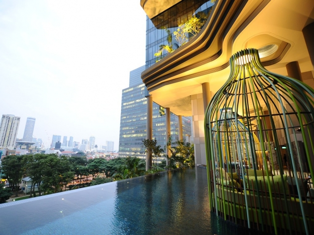 10 Hotel Swimming Pools In Singapore You Won 39 T Believe Exist Thesmartlocal