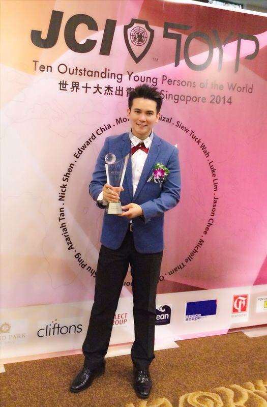 Nick Shen trades acting career for Chinese opera