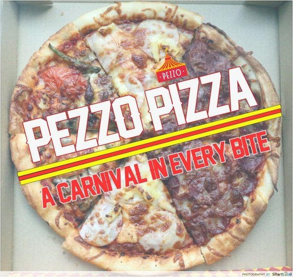 Pezzo introduces the GODZILLA pizza!