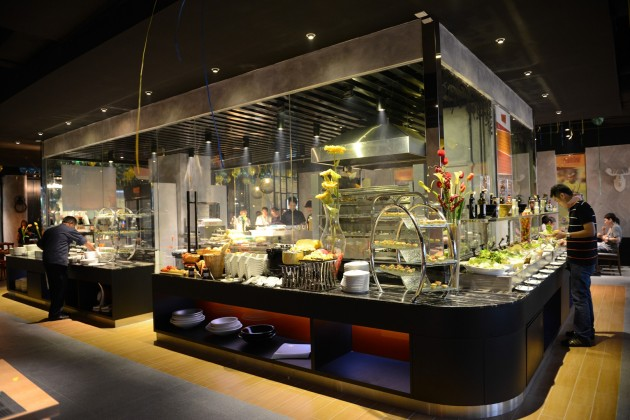 10 most delicious buffets in kuala lumpur under rm 60 for Samba buffet