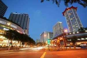 The Heart of Singapore - Orchard Road
